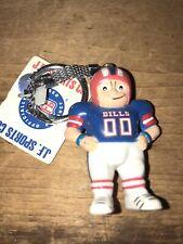 Vintage NFL Buffalo Bills Player Lil Sports Brat Keychain W/ Tag