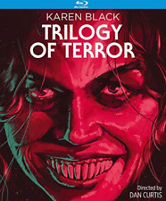 TRILOGY OF TERROR (1975) / ...-TRILOGY OF TERROR (1975)  (US IMPORT) Blu-Ray NEW
