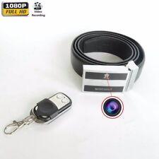 DIY 16GB Belt-type DV HD 1080P camera Video Recorder hidden spy camera Camcorder