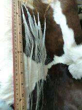 American, crafts, handmade 6 ties Horsehair Ties, Western, Southwest, Native
