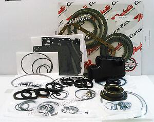 JF506E Transmission Rebuild Kit Clutches Filter Mazda Jaguar Land Rover