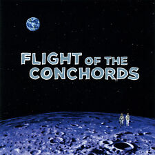 Flight of the Conchords - The Distant Future (CD, 2007, Sub Pop)