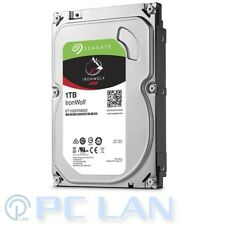 Seagate IronWolf NAS HDD 1TB 64MB SATA 6G ST1000VN002 3 Years Warranty 5900RPM
