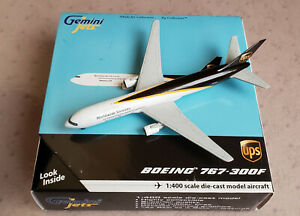 Gemini Jets 767-300F UPS Airlines N315UP in 1:400
