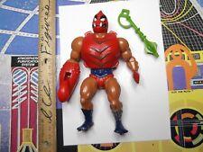 Vintage Masters of the Universe Heman figure, CLAWFUL COMPLETE,REG. LEG VARIANT