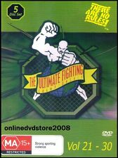 UFC (21 - 30) The Ultimate Fighting Championship - MMA (5 DVD BOXSET) NEW SEALED