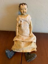Greiner Type Doll Vintage?Antique? 15""