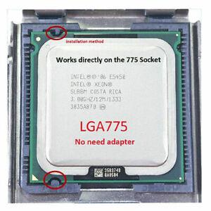 Intel Xeon E5450 3 GHz CPU LGA 775 Quad-Core Processor