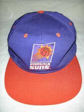 Sharp Colorful NBA PHOENIX SUNS Embroidered Logo Sports Ball Cap Hat Near Mint