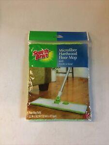 Scotch Brite Microfiber Hardwood Floop Mop Refill (1)  **Brand New in Package**