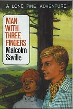 MALCOLM SAVILLE:-  Man With Three Fingers