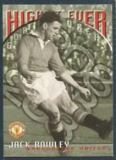 FUTERA-MANCHESTER UNITED 1997- #084-HIGHEST EVER GOALSCORERS-JACK ROWLEY