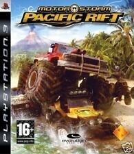 Motor storm: pacific rift PS3 * en excellent état *