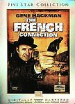 The French Connection (DVD, 2001, 2-Disc Set, Five Star Collection) New sealed