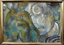 Lars Herder 1923- 1976, Aktkomposition, um 1950/60