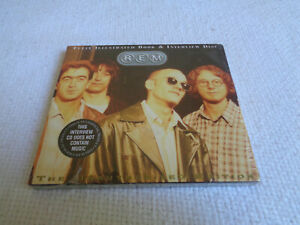 R.E.M. ‎– Fully Illustrated Book & Interview Disc (The Unauthorized Edition) CD