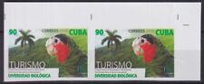 2010.620 SPAIN ANTILLES MNH 2010 IMPERF PROOF PAIR TOURISM COTORRA BIRD PARROT A