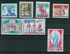 Postfrische Briefmarken aus Belgien