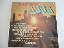 abba LP The Story of ABBA by the carnabees