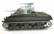 Heng Long Radio Remote Control Tank M4A3 Sherman with Metal Hull 1/16 BB Shoot