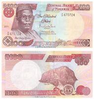 Nigeria 100 Naira 2011 P-28k Banknotes UNC