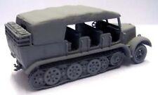 Milicast BG099T 1/76 Resin WWII SdKfz 7 8T Prime Mover Htrack-Raised Tilt Cover