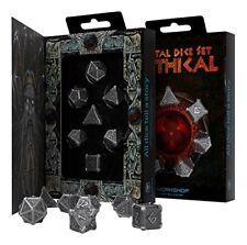 Metal Mythical Dice Set 7