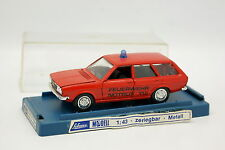 Schuco 1/43 - VW Passat Variant Break Firefighters Notruf