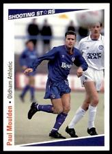 Merlin Shooting Stars 91/92 - Oldham Athletic Moulden Paul No. 223