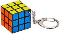 Jumbo Spiele  00728 - Rubik's Cube Schlüsselanhänger, Zauberwürfel