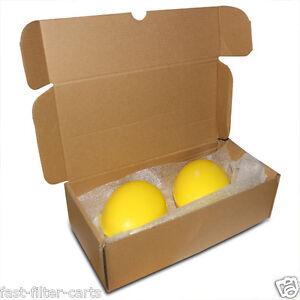 Rotating Provendi Lemon Soap Replacement - 2 Pack - Refill - Fragrance - Natural