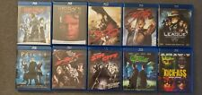 Hell Boy 1&2, 300, Sin City and 6 other comic based movies - Blu-ray