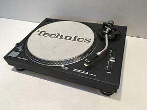 Technics SL 1200mk2 Turntable Faceplates Screen Printed.