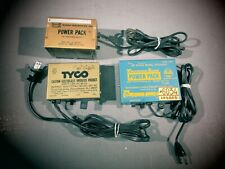 TREE TOY TRANSFORMERS TYCO ,AHM POWER PACK HO SCALE MODEL RAILROAD,POWER PACK .