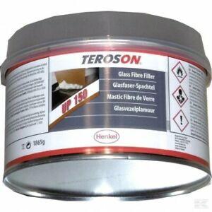 (Plastic Padding) Teroson  Glass Fibre Filler 332g Tin