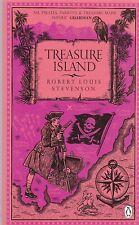 Robert Louis Stevenson Treasure Island Penguin Red Classic Paperback 2008 1st
