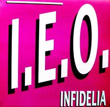 "12"" - Infidelia - I.E.O. (HARD TRANCE, MAKINA) SPANISH EDIT. 1983, MINT, NUEVO"