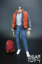 1/6 GT Gear Toy Back to the Future Marty McFly Clothing Accessories Set