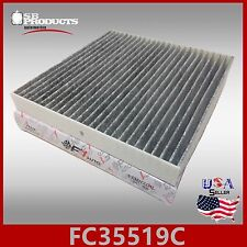 FC35519C(CARBON) CF10134 CABIN AIR FILTER ~ ACURA ILX MDX & HONDA ACCORD CIVIC