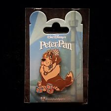 Dlp Peter Pan Nana Nurse Pup Dog Puppy Blocks Dlrp Paris Disneyland Disney Pin