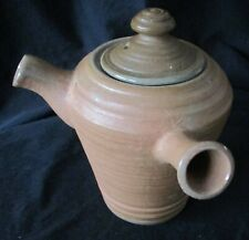 VINTAGE McCREDIE SYDNEY NSW BROWN POTTERY COFFEE POT