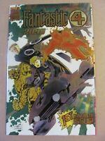 Fantastic Four 2099 #1 Marvel Comics 1996 Series Chromium Cover 9.6 Near Mint+