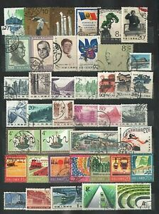 CHINA   LOT OF VERY OLD STAMPS  # 12 T  SF