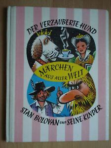 altes DDR Bilderbuch Märchenbuch Kinderbuch   Bilder Kubasta ARTIA