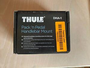 Thule Pack n Pedal Handlebar Mount Black