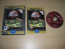 JURASSIC PARK OPERATION GENESIS Pc Cd Rom BS - FAST DISPATCH