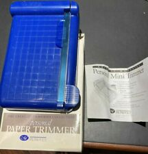 The Creative Memories Collection Personal Trimmer For Photo and Paper-New in Box