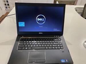 Dell Vostro 3550 Laptop 4GB RAM 320GB HDD Core i5 - DEAD BATTERY