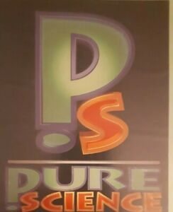 pure science 2000 dj jumping jack frost rave tape cassette