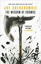 Wisdom of Crowds, Hardcover by Abercrombie, Joe, Brand New, Free shipping in ...
